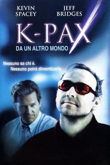 Poster K-PAX - Da un altro mondo