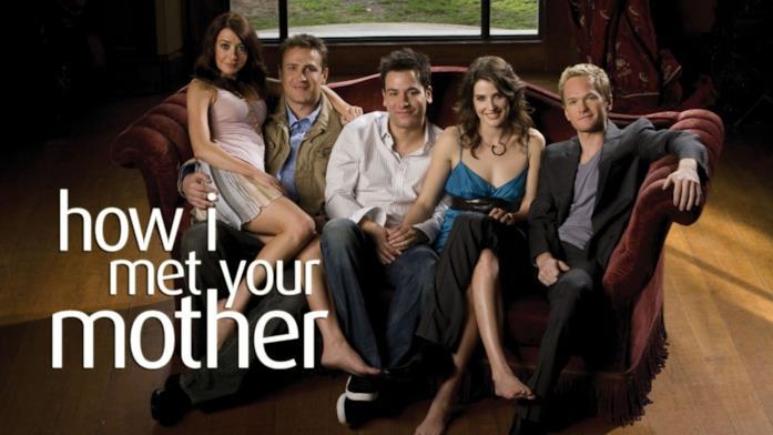 Tutto il cast di HIMYM: Alyson Hannigan, Jason Segel, Josh Radnor, Cobie Smulders e Neil Patrick Harris