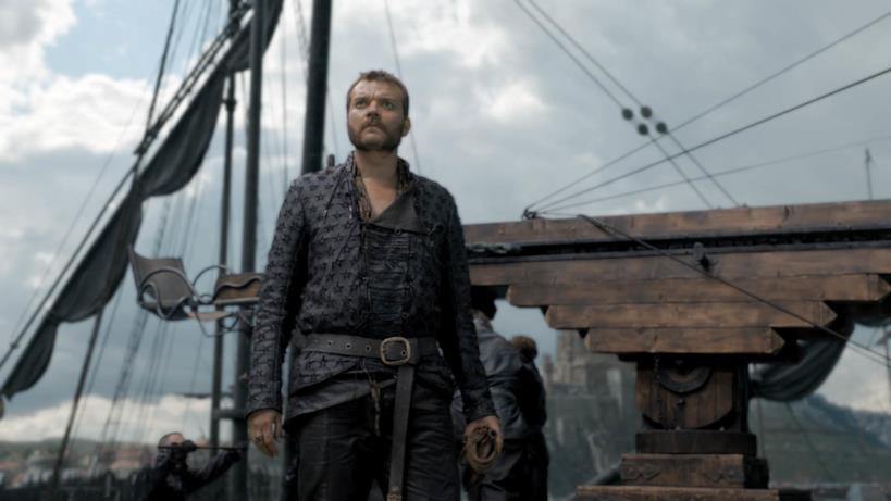 Game of Thrones 8x05: Euron Greyjoy sulla sua ammiraglia