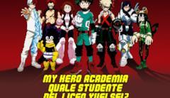 My Hero Academia: quale studente del liceo Yuei sei?