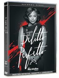 Le Regole Del Delitto Perfetto 2 Stagione (4 DVD)