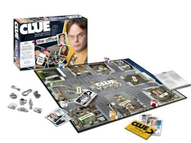 Clue The Office Edition by USAopoly