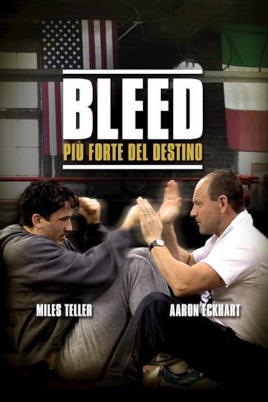 Poster Bleed: più forte del destino
