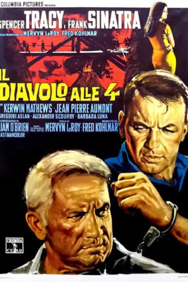 Poster Il diavolo alle 4