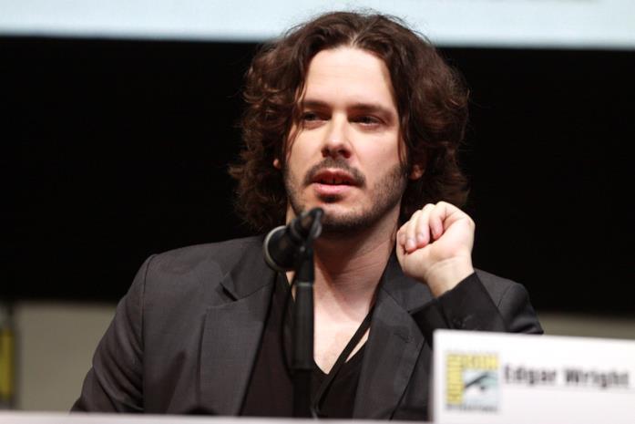 Edgar Wright al Comic-Con