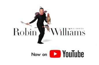 A cinque anni dalla morte, apre il canale YouTube ufficiale di Robin Williams