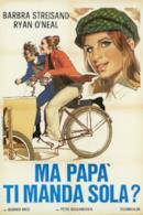 Poster Ma papà ti manda sola?