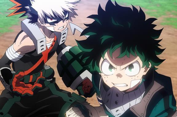 My Hero Academia: il secondo film arriverà nelle sale a maggio