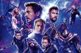 Posterdi Avengers: Endgame