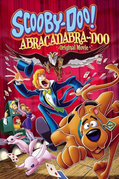 Poster Scooby-Doo! Abracadabra-Doo