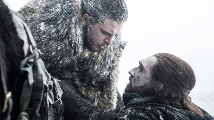 Game of Thrones: Jon Snow e Benjen Stark