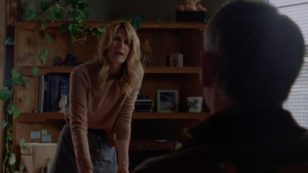 Laura Dern durante una scena del film