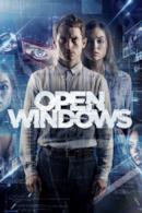 Poster Open Windows