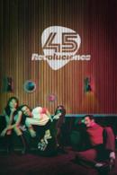 Poster 45 Revoluciones