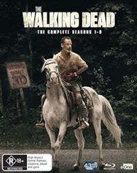 Walking Dead: Season 1-9 (43 Blu-Ray) [Edizione: Stati Uniti]