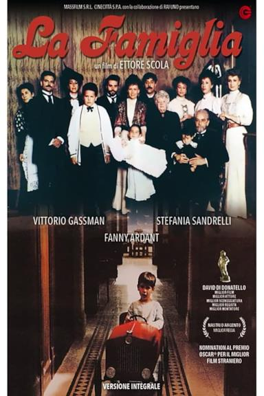 Poster La Famiglia