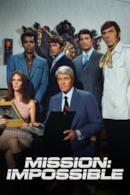Poster Missione Impossibile