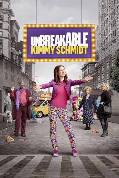 Poster Unbreakable Kimmy Schmidt