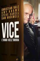Poster Vice - L'uomo nell'ombra