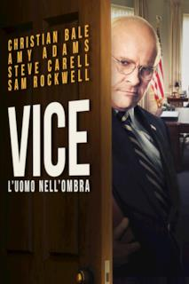 Poster Vice - L'uomo nell'ombra