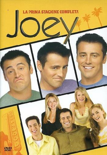 Cofanetto DVD di Joey- Stagione1