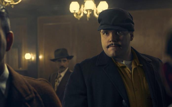 Salvatore Esposito interpreta Gaetano in Fargo