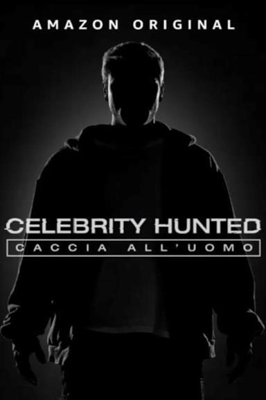 Poster Celebrity Hunted: Caccia all'uomo