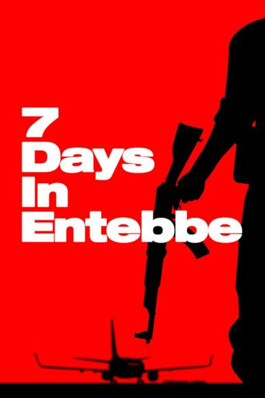 Poster 7 giorni a Entebbe