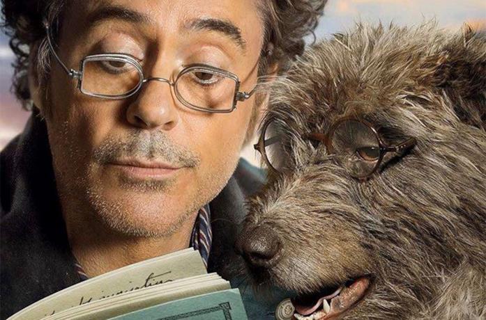 Robert Downey Jr. nel film Dolittle