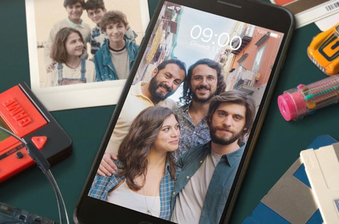 Un'immagine promozionale di Generazione 56k