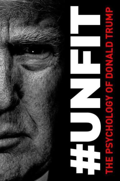 Poster #Unfit - La psicologia di Donald Trump