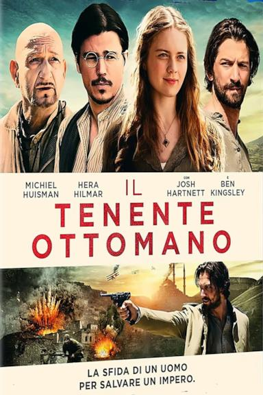 Poster Il tenente ottomano