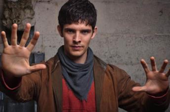 Merlin, la serie tv sulal magia
