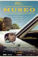 Poster Museo - Folle rapina a Città del Messico