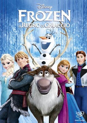 Frozen - Il Regno di Ghiaccio (DVD)