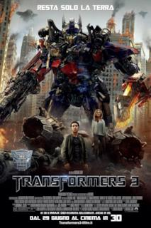 Poster Transformers 3