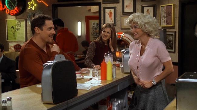 Moondance Diner, serie Tv Friends