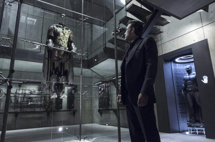 Un'immagine di Ben Affleck in Batman v Superman: Dawn of Justice