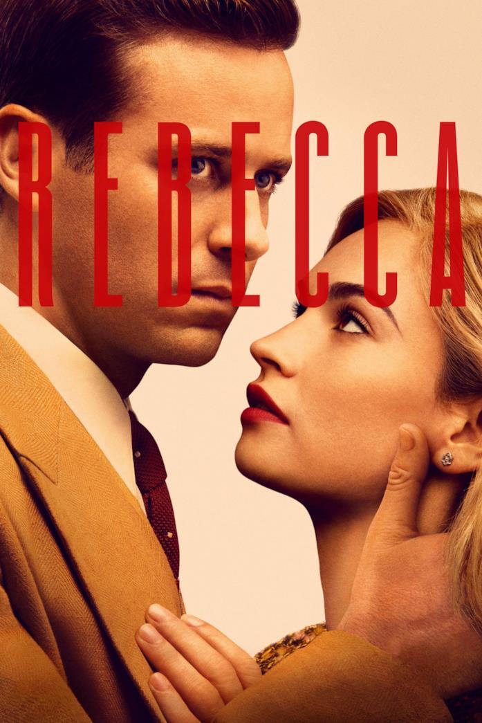 Il poster di Rebecca