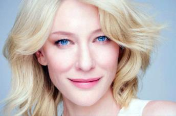 Una sorridente Cate Blanchett