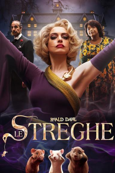 Poster Le streghe