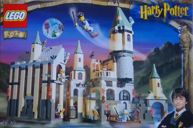 Castello Hogwarts