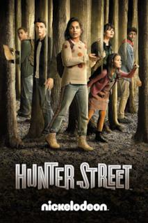 Poster Hunter Street