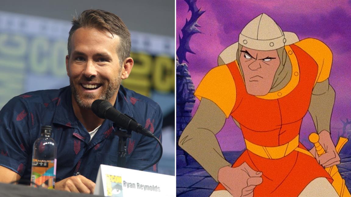 Ryan Reynolds al San Diego Comic Con