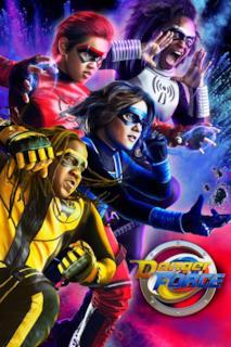 Poster Danger Force