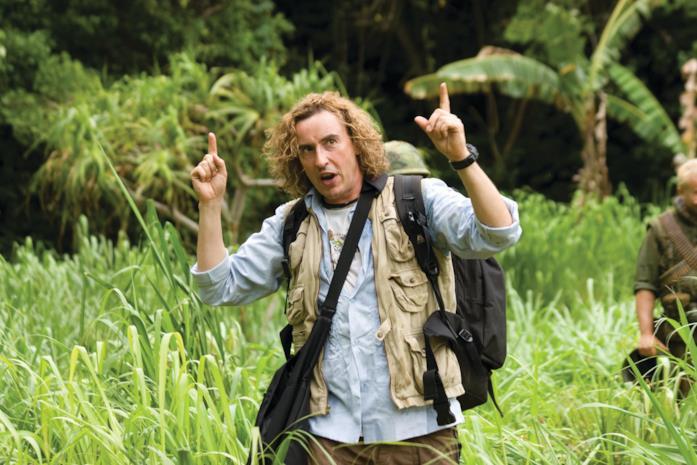 Damien Cockburn in Tropic Thunder