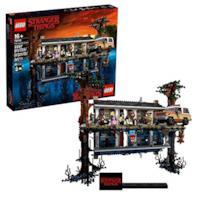 LEGO Stranger Things Il Sottosopra