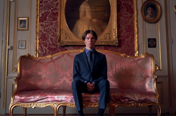 Il protagonista di Young Royals