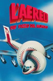 Poster L'aereo più pazzo del mondo