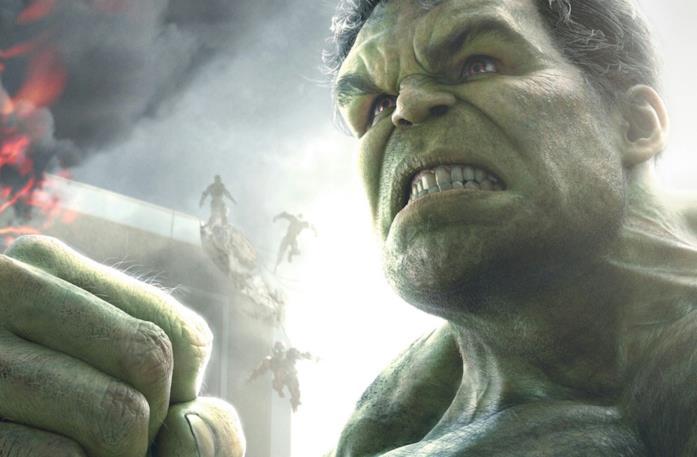 Hulk di Mark Ruffalo